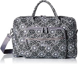 Women's Signature Cotton Weekender Travel Bag