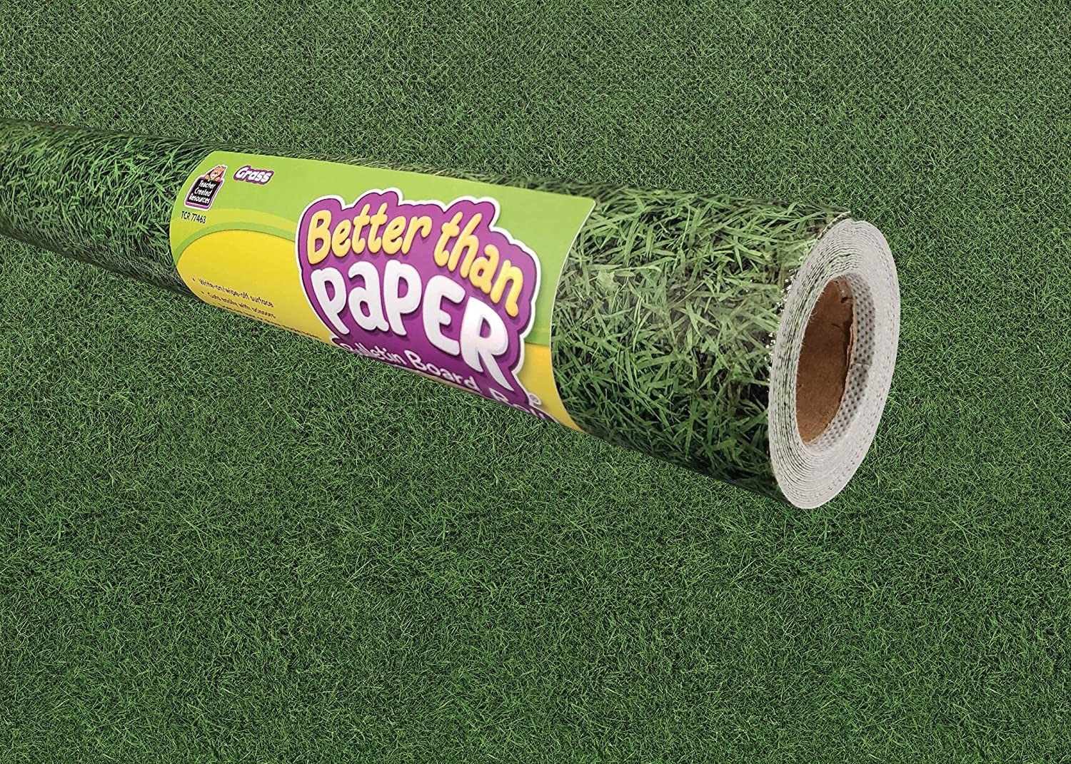 Grass Our shop Louisville-Jefferson County Mall OFFers the best service Better Than Paper Bulletin Roll Board