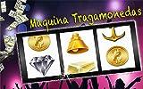 Tragamonedas Diamante - Maquina Tragamonedas Gratis + Fichas Extras & Bonuses Diarios