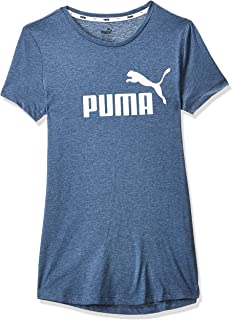 PUMA Women's Essentials + Heather T-Shirt