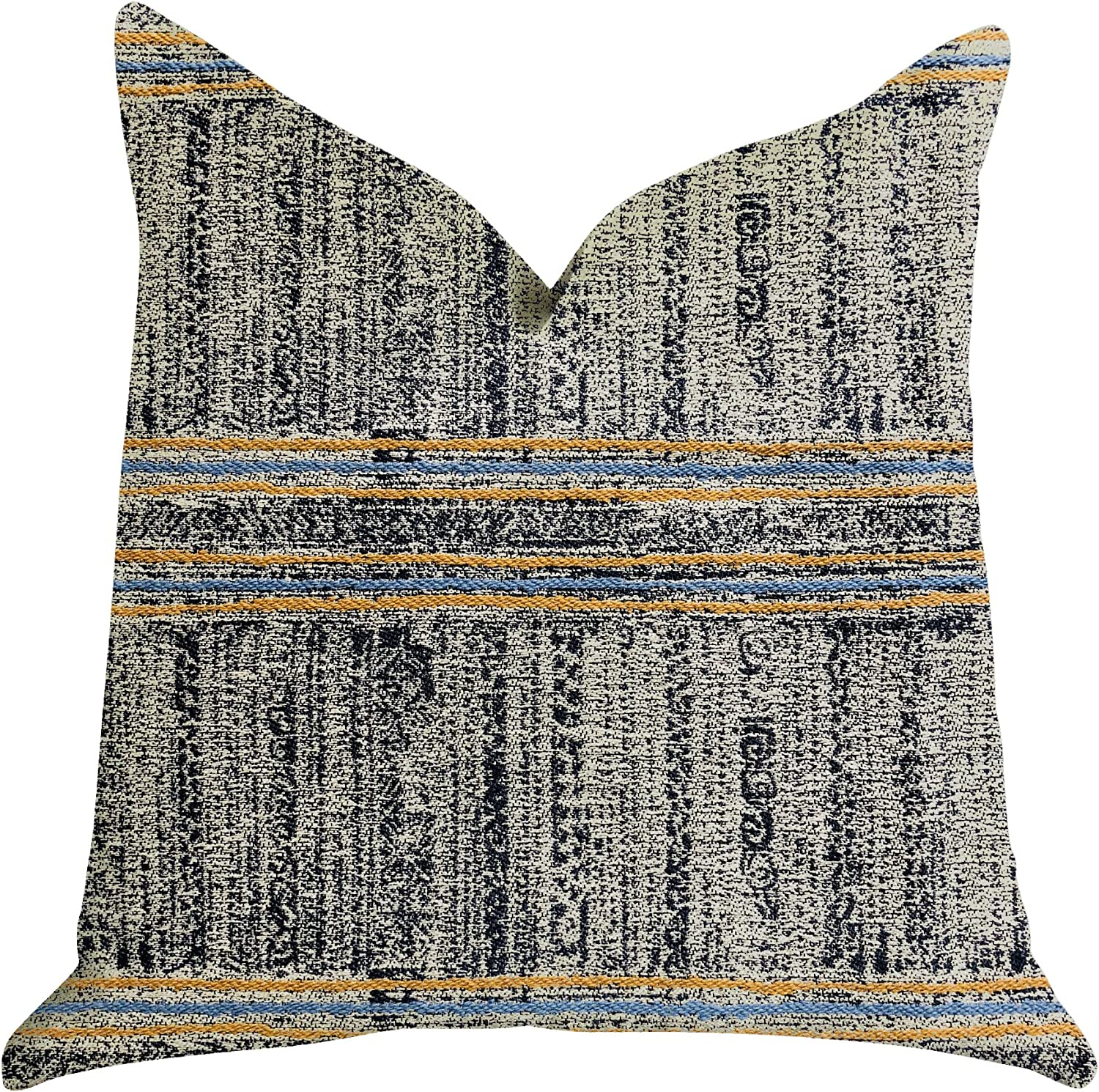 Plutus Brands 5 ☆ very popular Promenade Way Complete Free Shipping Textured Double Luxury Sided P Throw