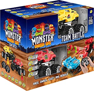 Monster Smash Ups 2-In-1 Battle, For 3 Years & Above - Bundle