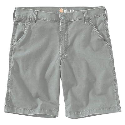 Carhartt Big Tall Rugged Flex Rigby Shorts (Gravel) Men