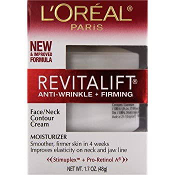 L'Oreal Dermo Expertise Advanced Revitalift Face And Neck, 1.7 oz