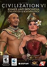 Sid Meier's Civilization VI - Khmer and Indonesia Civilization & Scenario Pack [Mac] [Online Game Code]