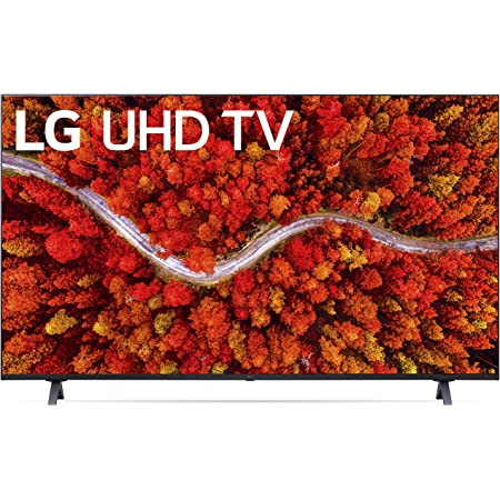 "LG 55UP8000PUA Alexa Built-in 55"" 4K Smart UHD TV (2021)"