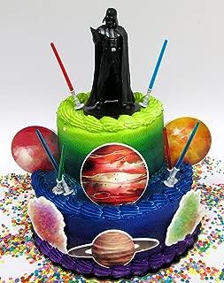 c3po birthday cake