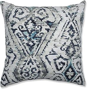 Pillow Perfect Indoor Explorer Atlantic 16.5-inch Throw Pillow, Blue
