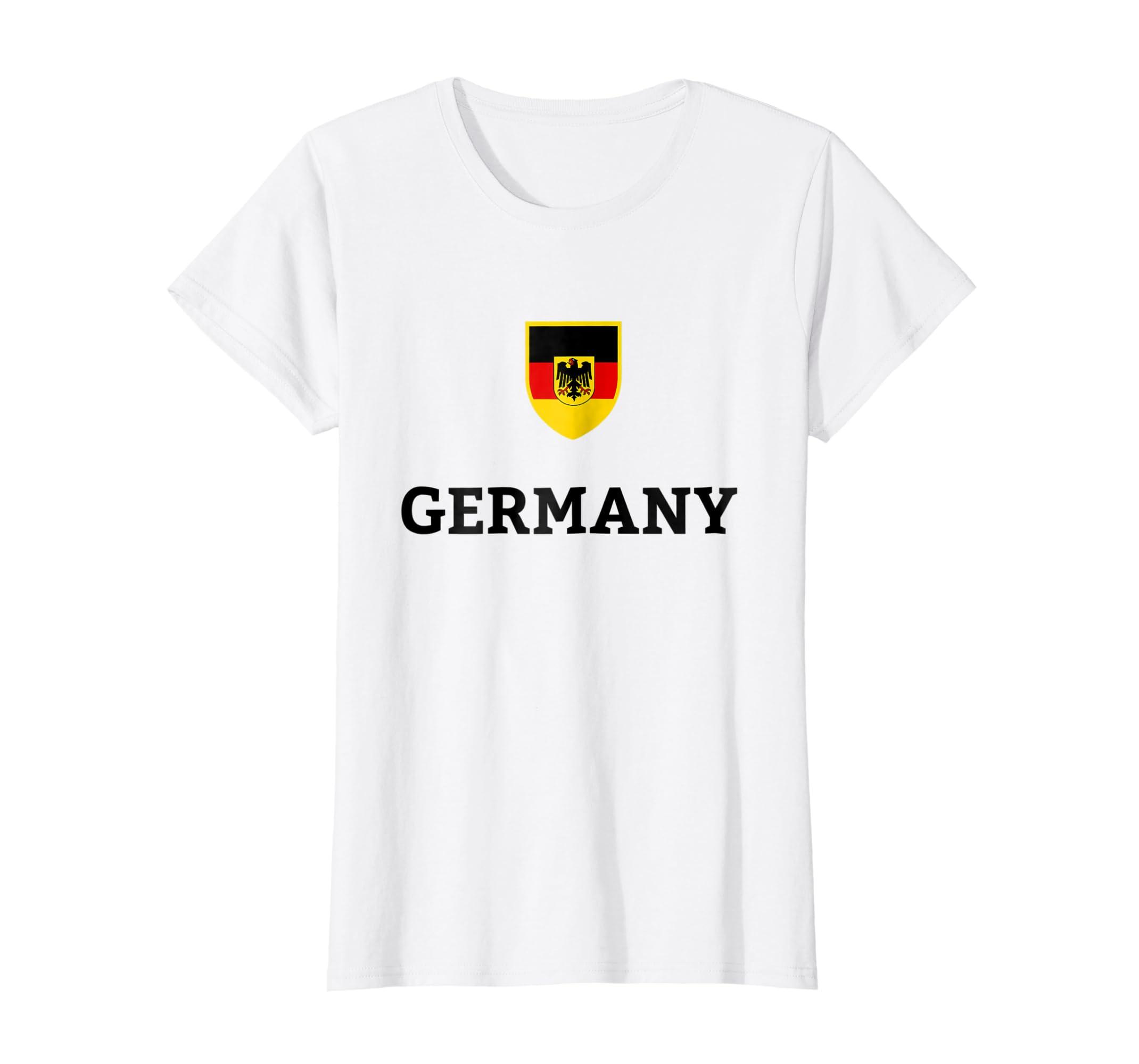 best website 0e7c0 e812f German National Football Team T Shirts