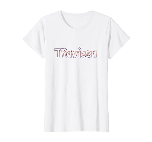 Womens Camiseta para Mujer Traviesa 2018 / Naughty Woman 2018 Shirt