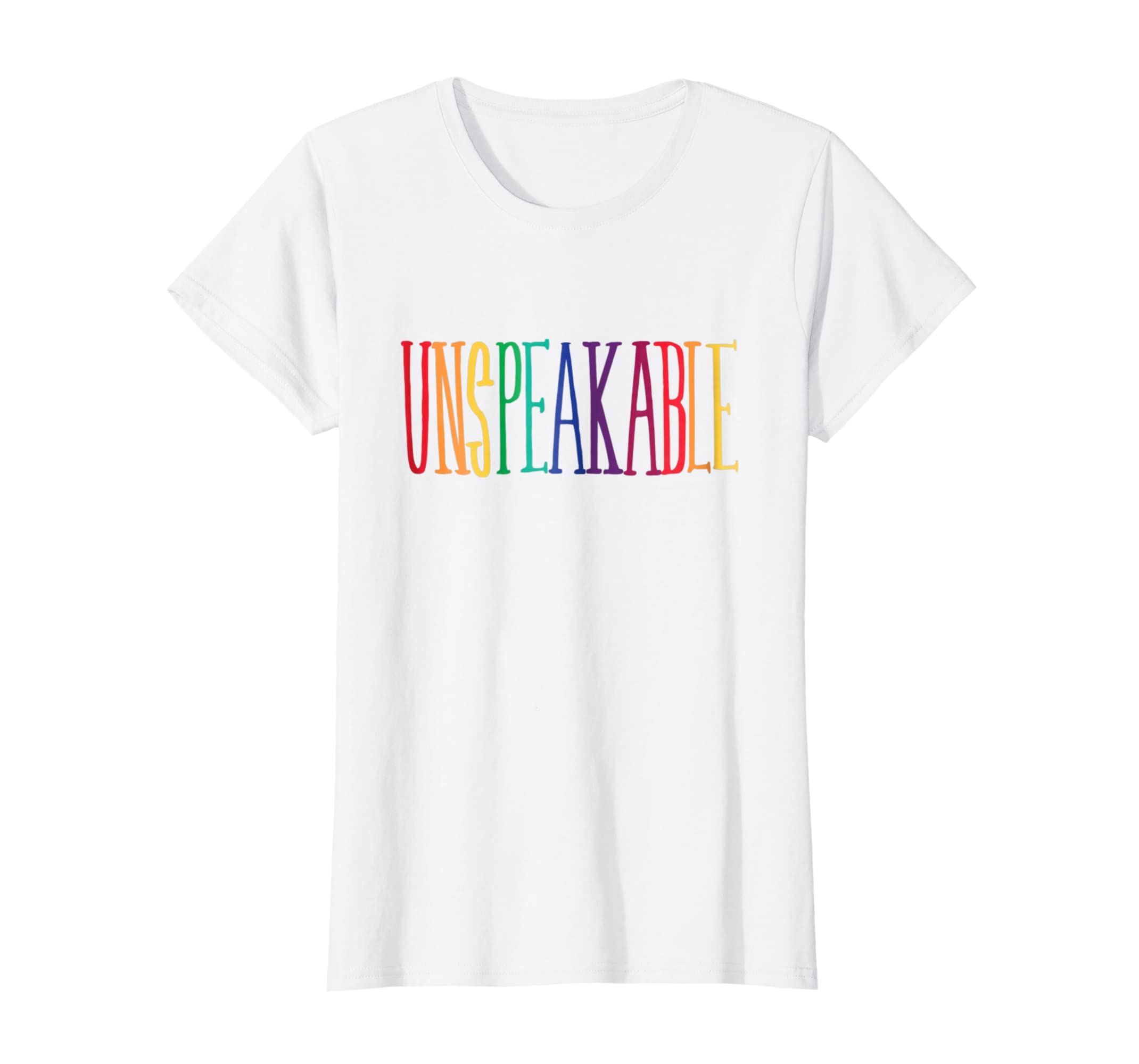 UNSPEAKABLE T SHIRT KIDS FANS GIFT MERCH BOYS TEE-Teechatpro