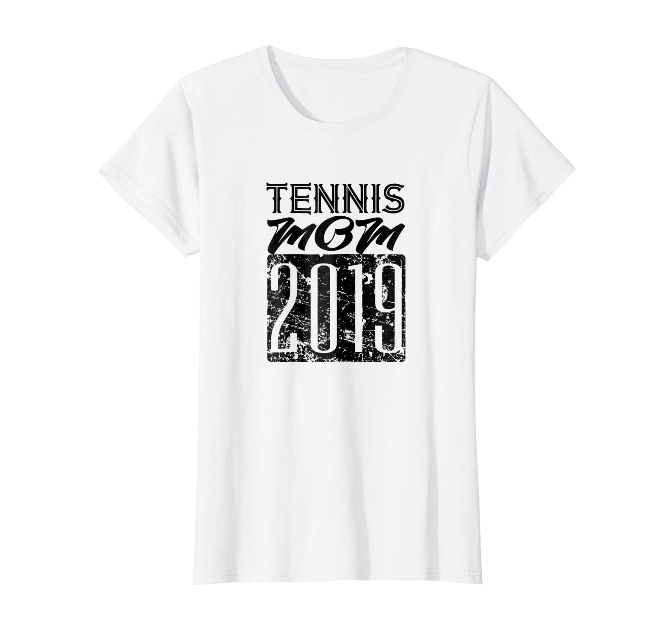 Amazon.com  Womens Tennis Mom Women Sports Ladies Mom 2019 T-Shirt  Clothing 4bde46aa2