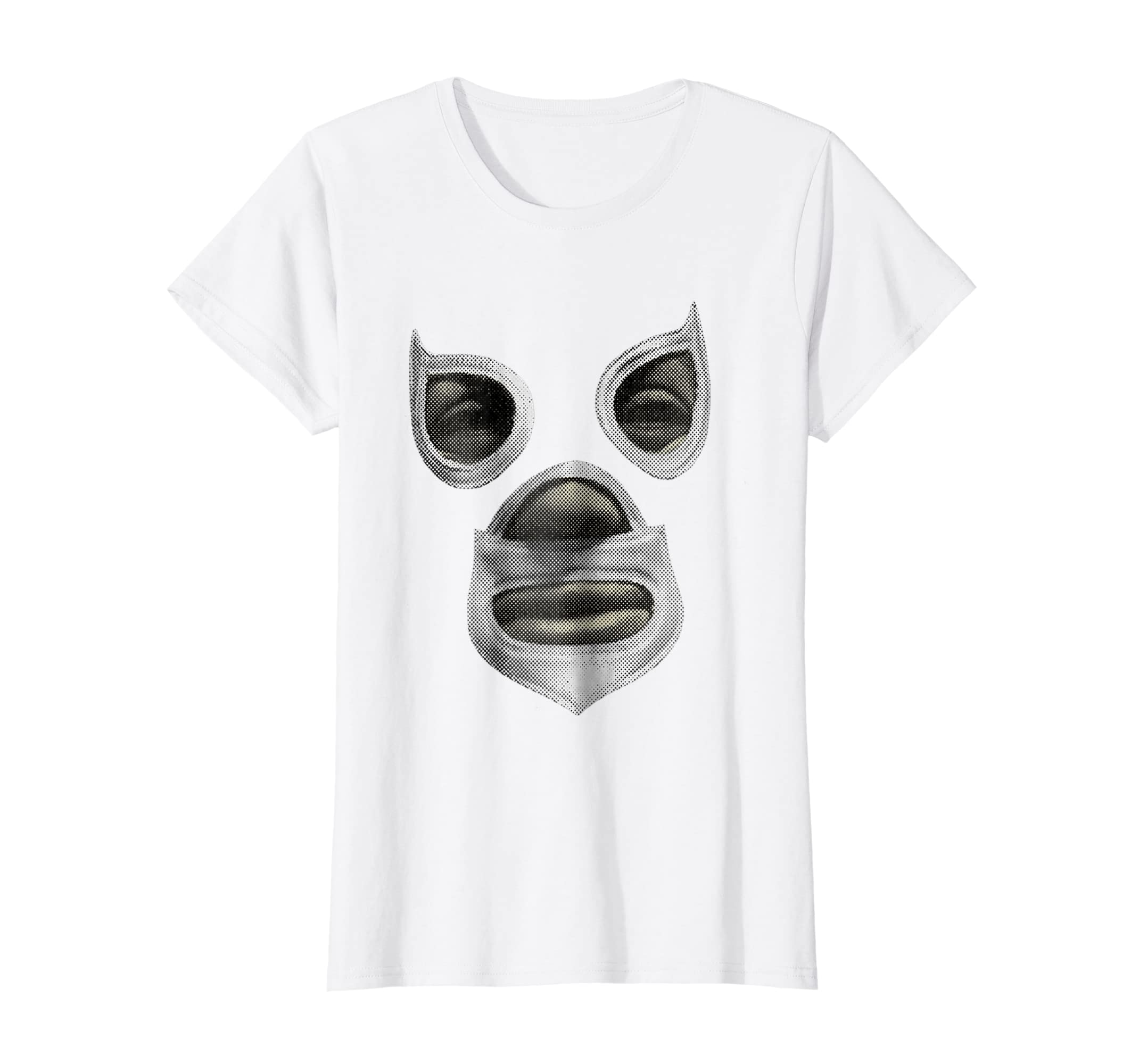 Amazon.com: Feel-Ink Enmascarado Plata Mexican Wrestler Legend El Santo: Clothing