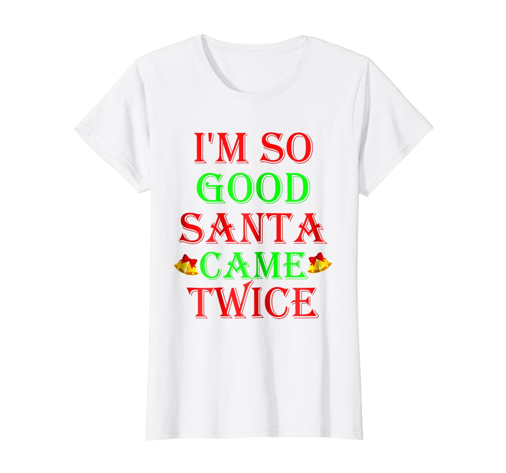 a9a3d9ff49 Amazon.com: inappropriate Christmas T Shirt Funny xmas party gift tee:  Clothing