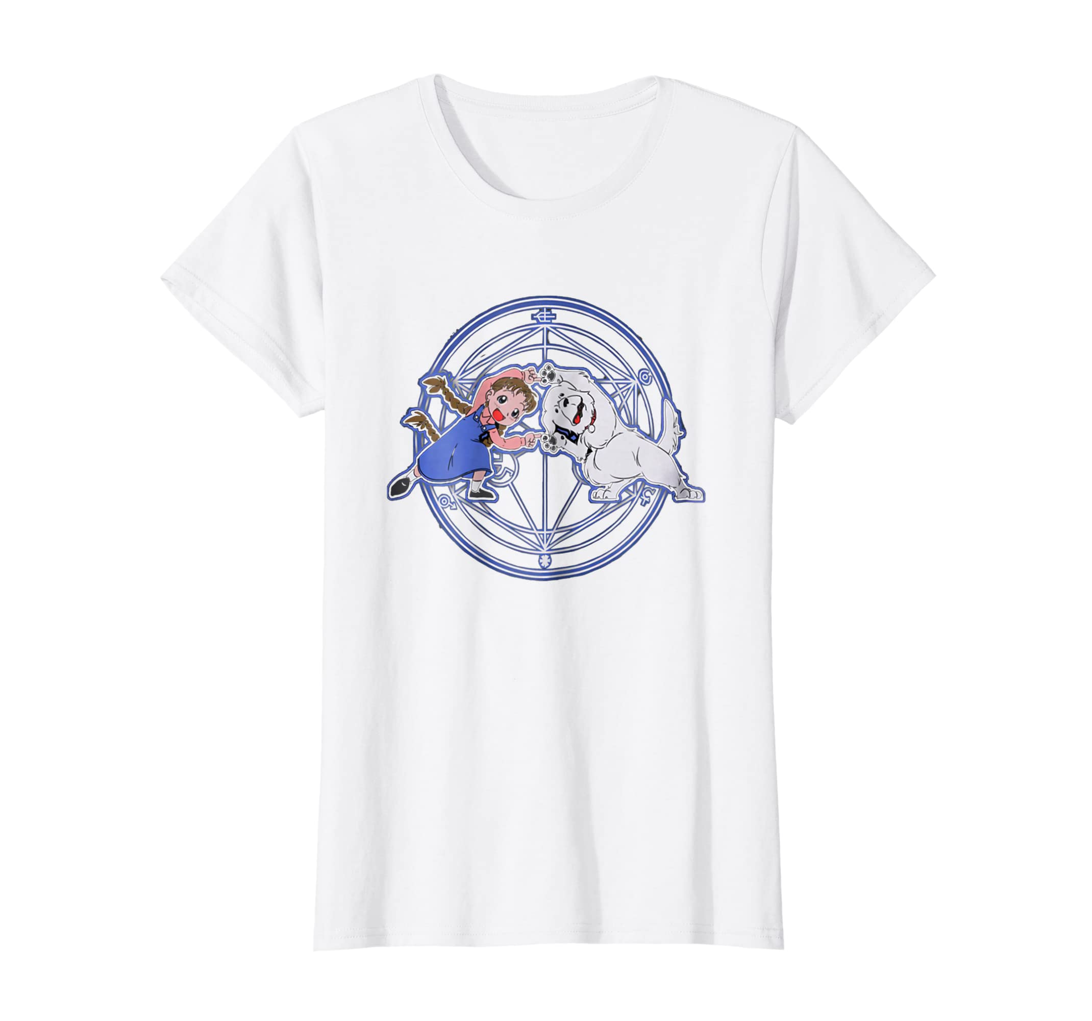 Full metal Fusion T Shirt For Men Women-Loveshirt