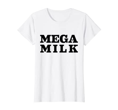 03213d8b Amazon.com: MEGA MILK TSHIRT - HENTAI MANGA OTAKU - ANIME GIRL WEABOO:  Clothing