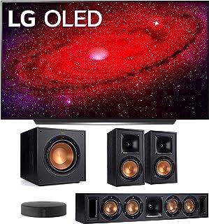 "LG OLED77CXP 77"" Ultra High Definition HDR Smart Self Lighting OLED TV with a Klipsch WISA 3.1 System Bundle"