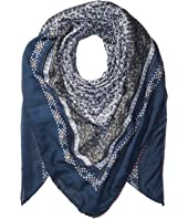 Michael Stars - Little Ditsy Square Scarf