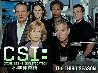 CSI:科学捜査班 シーズン 3(吹替版)