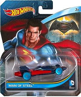 Hot Wheels DC Universe Man of Steel Redeco Vehicle