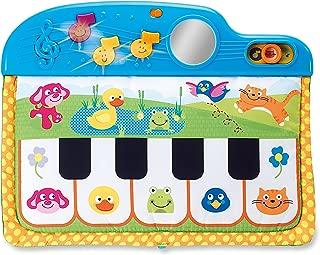 Piano de Berço com Melodias e Sons Winfun Multicor