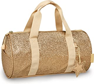 Bixbee Duffle Bag Little Girls' Sparkalicious Gold
