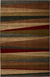 Mohawk Home New Wave Mayan Sunset Printed Rug, 2'6x3'10, Sierra
