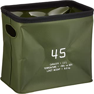 スロウワー(SLOWER) 収納ボックス OLIVE 11L HANG STOCK STORAGE SLW117