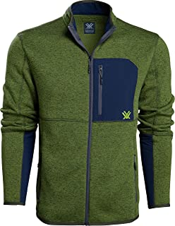 Vortex Optics Anchor Point Fleece Full Zip Jackets