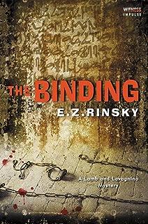 The Binding: A Lamb and Lavagnino Mystery (Lamb & Lavagnino Book 2)