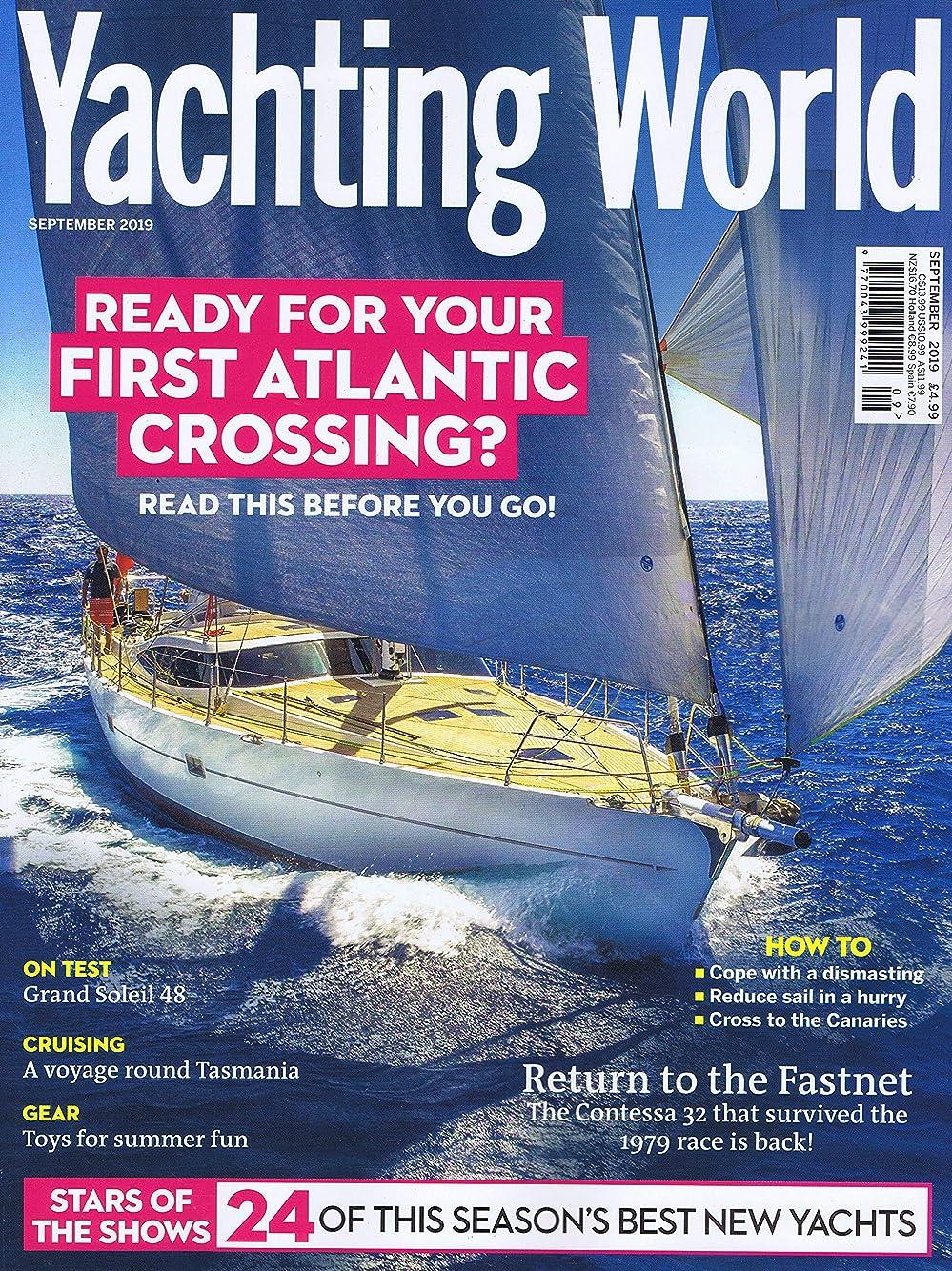 デンプシー同僚内訳Yachting World [UK] September 2019 (単号)