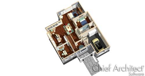 Home Designer Architectural 2019 - Mac Download [Téléchargement]