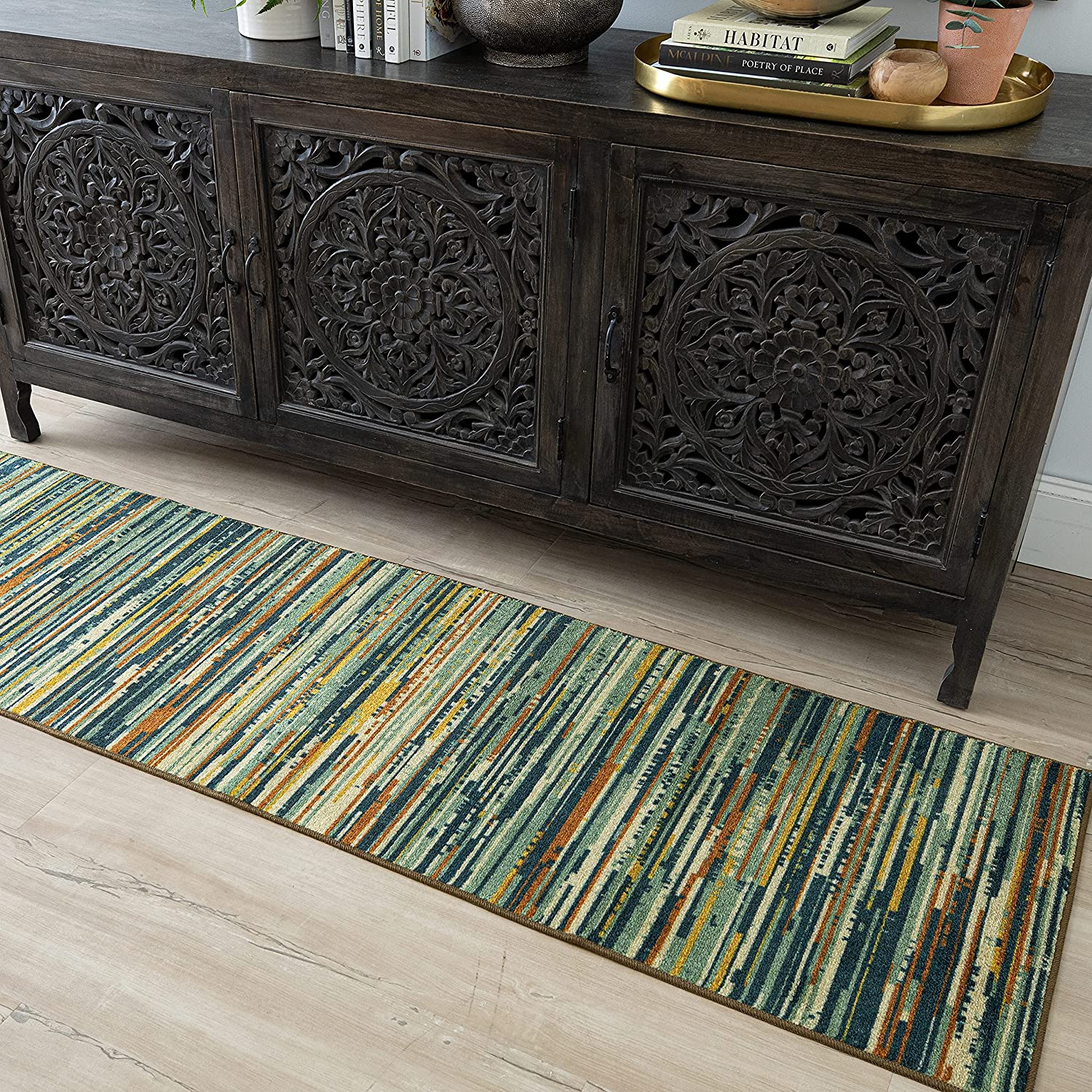 Mohawk Home Santos Area Rugs X 8' Popular products Blue National products 2'