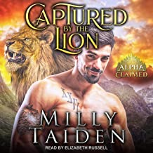 Captured by the Lion: Alpha Claimed Series, Book 3