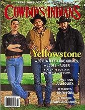 Cowboys & Indians Magazine (July, 2019) Wes Bentley, Luke Grimes & Cole Hauser