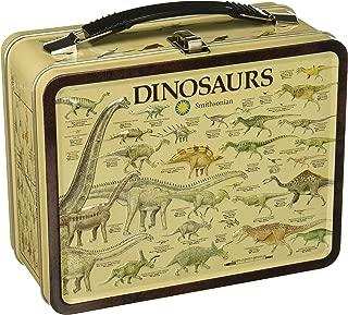 Aquarius Smithsonian Dinosaurs Large Gen 2 Tin Storage Fun Box