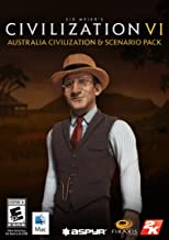 Sid Meier's Civilization VI - Australia Civilization & Scenario Pack (Mac) [Online Game Code]
