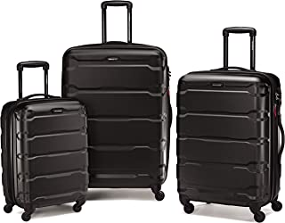 Samsonite 新秀丽 Omni PC 行李箱3件套 20寸 24寸 28寸 黑色 均码