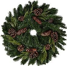 Best fresh evergreen wreaths Reviews