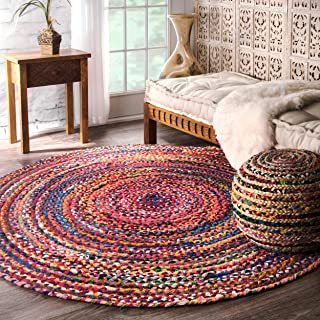 Best 6 ft round rug Reviews