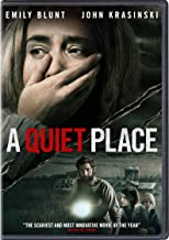 Best quiet place on dvd Reviews