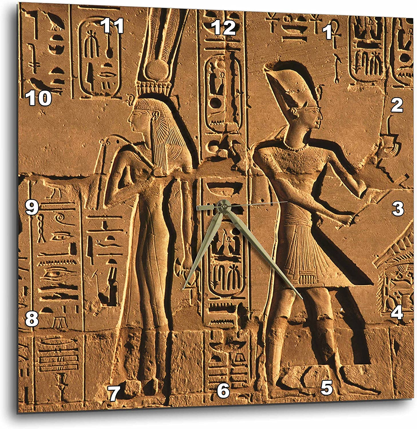 3dRose Egypt Sales of SALE Bombing free shipping items from new works Luxor Stone Reliefs in Enclosure Temple Amun T at