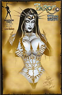 Tarot Witch of the Black Rose Number 54 Cover A (Once upon a time)