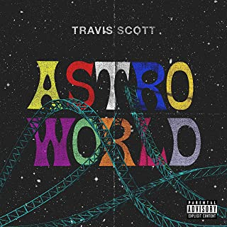 Cathy Dasr Travis Scott - Astroworld Poster,Unframed 20x20 Inches Art Poster Print