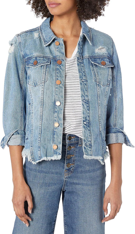 [BLANKNYC] womens Denim Jacket