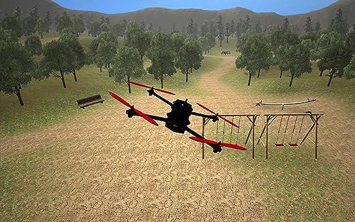Drone-Simulator-TV