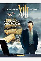 XIII - Tome 20 - Le jour du Mayflower Format Kindle