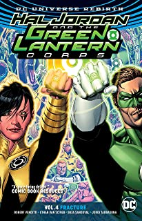 Hal Jordan and the Green Lantern Corps Volume 4 (Rebirth)