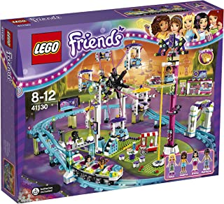 Lego - Friends - Amusement Park Roller Coaster 41130