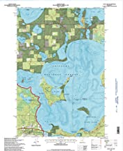 YellowMaps Cass Lake MN topo map, 1:24000 Scale, 7.5 X 7.5 Minute, Historical, 1996, Updated 1998, 27.23 x 21.53 in